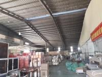 Cho thuê kho xưởng DT 1000m2 KCN Phú Thụy, Gia Lâm, Hà Nội.
