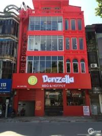 Cho thuê nhà mặt phố Kim Mã, HN, Diện tích 60m, 5 tầng, MT 10m :LH 0971830338