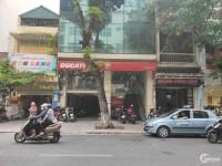 Cho thuê nhà mặt phố Bà Triệu, HN, Diện tích 170m, tầng 1, MT 10m :LH 0971830338