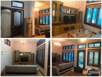 Cho thuê căn hộ  80m2, full nội thất cc phố Tạ Quang Bửu, HBT giá 9tr/tháng