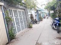 Nhà cho thuê hẻm 141 đường Tám Danh P4 Q8