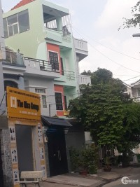 Nhà Mặt Tiền 23A. Bình Tân. giá 15tr/ tháng. 4 tấm. 5 phòng