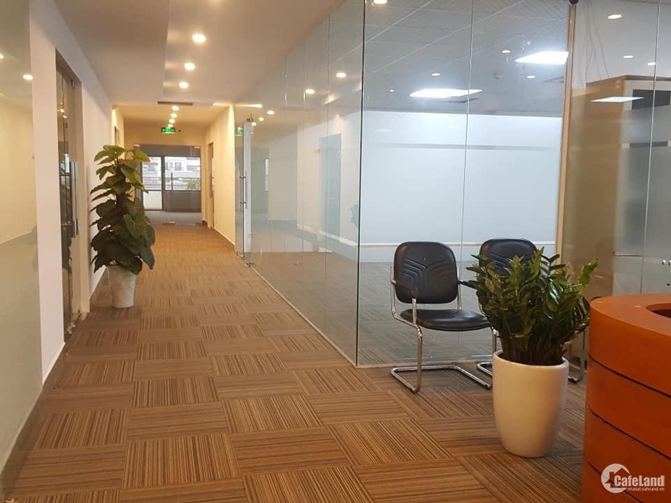 Cho thuê văn phòng giá rẻ 60m2 sang trọng, hiện đại tại 583 Nguyễn Trãi - Hà Nội