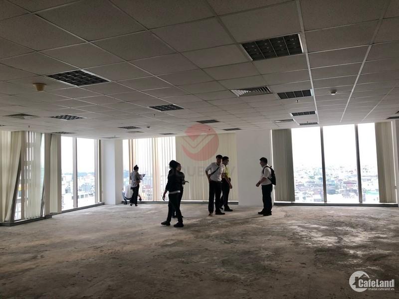 Văn phòng cho thuê quận 8 view quận 1 sàn vuông vức giá cực rẻ tòa nhà cao cấp