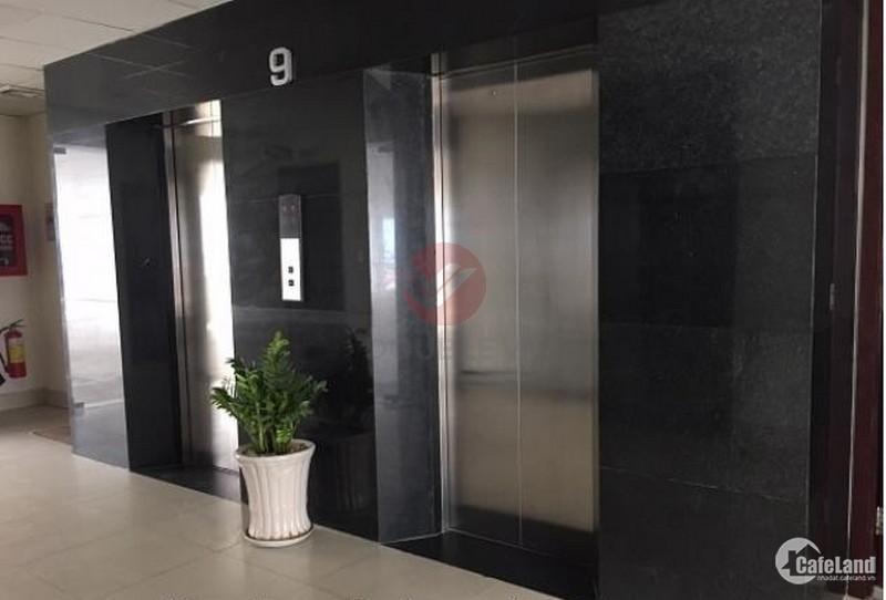 Văn phòng cho thuê quận Tân Bình 128m2 vuông vức thông thoáng giá rẻ