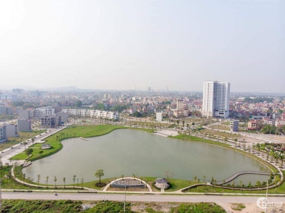 Bán căn 2 ngủ view hồ tại chung cư Bách Việt - Bắc Giang giá rẻ