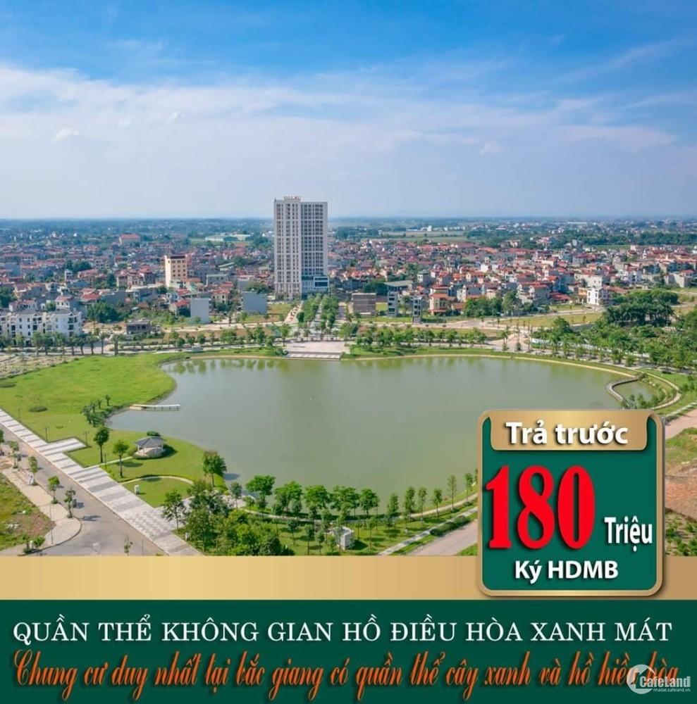 Chung cư Bách  Việt Areca Garden - 269tr nhận nhà ngay - Sổ Hồng chính chủ