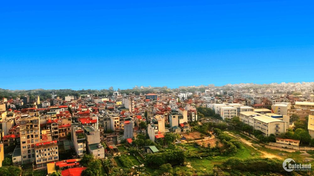Căn hộ cao tầng 102m2 3PN ban công Đông Bắc tại dự án HC Golden City