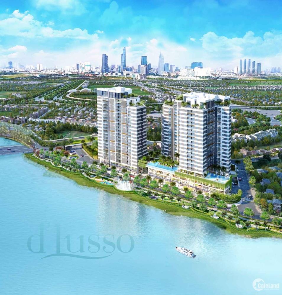 Dành cho khách hàng thanh toán 1 tỷ luôn VAT sở hữu căn hộ vị trí ven sông Q2