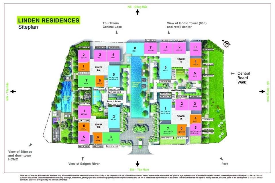 Cần bán gấp căn hộ cao cấp tại Dự án Empire City quận 2 giá cực tốt