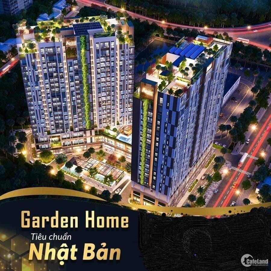 Bán căn Ascent Garden Homes căn 3PN 113M2 chỉ 4 tỷ 3 (40tr/m2 bao vat),7p qua q1