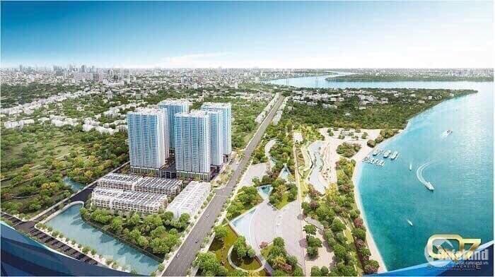 Căn hộ view sông Sài Gòn, giá cực rẻ, chỉ từ 2.2 tỷ/căn 2pn2wc