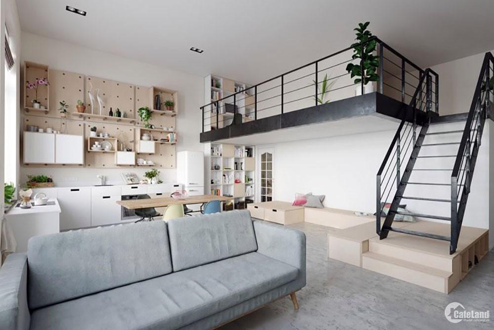 Cần bán căn hộ chung cư Xuân Mai Tower Thanh Hóa 39m2 1PN đầy đủ nội thất ở luôn