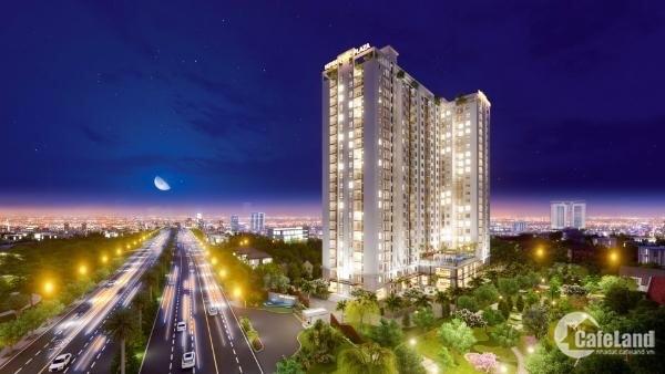 Minh Quốc Plaza căn hộ cao cấp Thủ Dầu Một - Đang nhận booking 50tr/căn