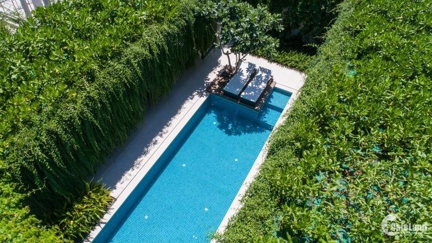Biệt thự nghỉ dưỡng giá hấp dẫn nhất Bãi Trường Phú Quốc chỉ 7.9 tỷ hồ bơi riêng
