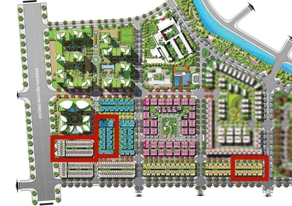 Mở bán 52 căn cuối cùng dự án Phố Đông Village quận 2 giá 8.6 tỷ/căn