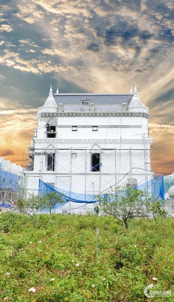 Lâu đài trong Khu đô thị Ciputra (gần Lotte Võ Chí Công)