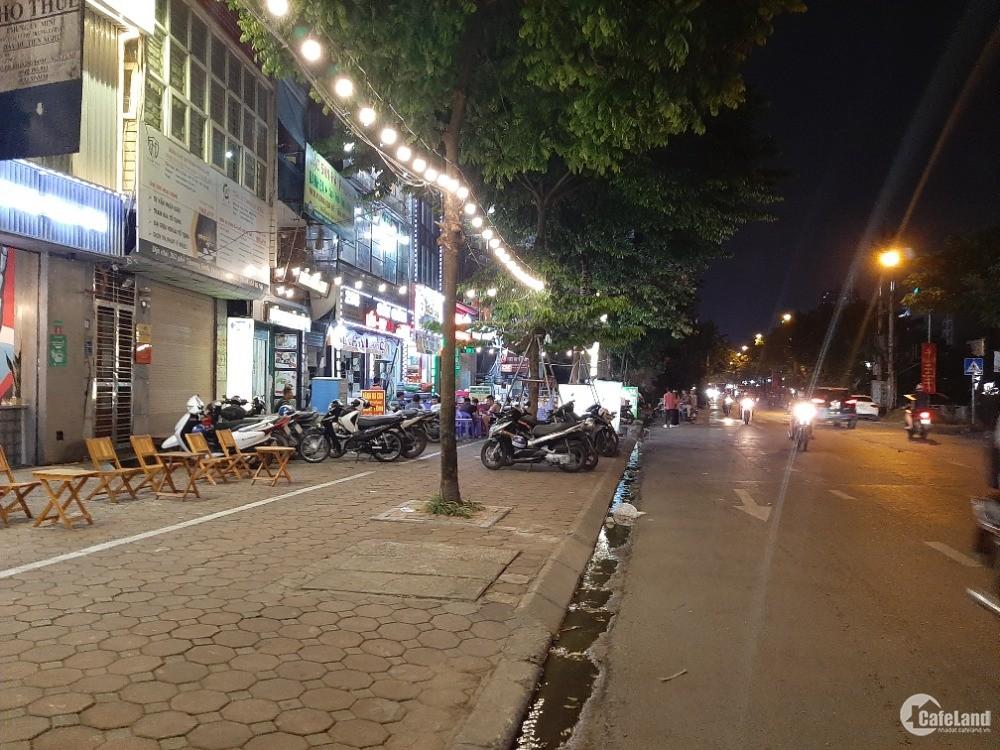 Nhà phố Trần Quốc Vượng- mặt tiền 12m