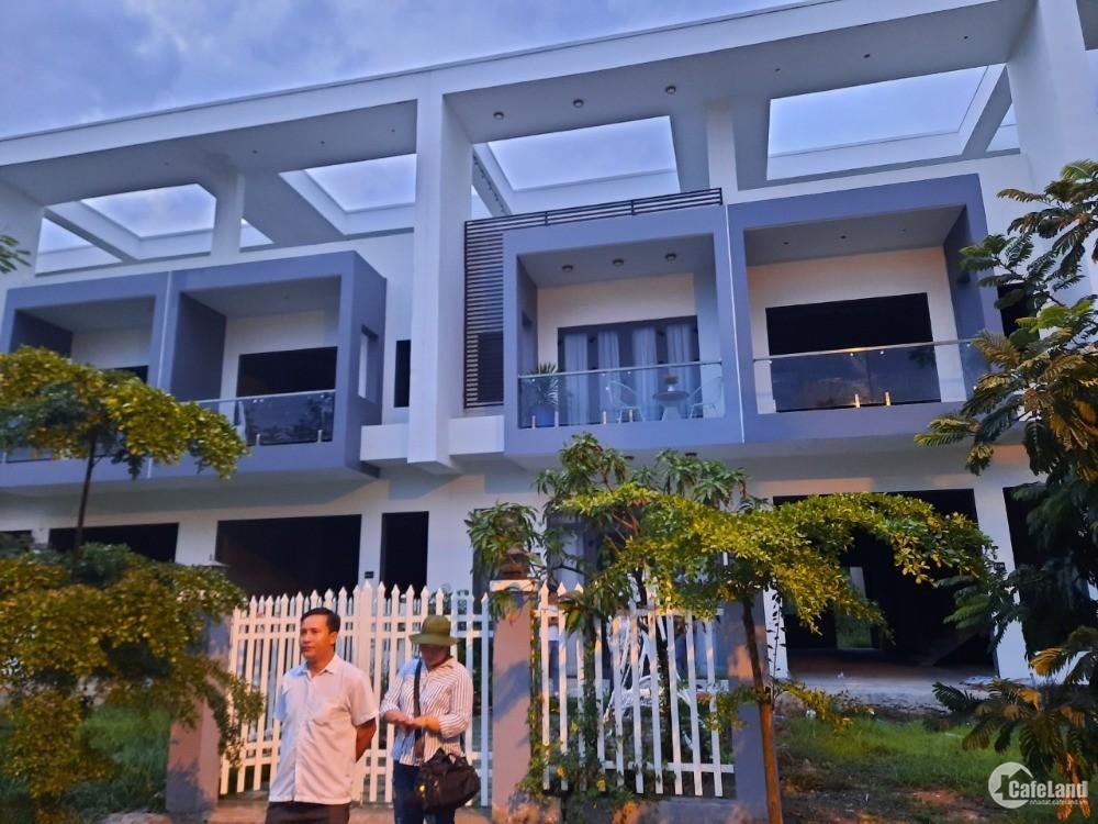 Bán nhà phố khu nghỉ dưỡng LA MAISON Cần Giờ thiết kế siêu đẹp nội thất cao cấp