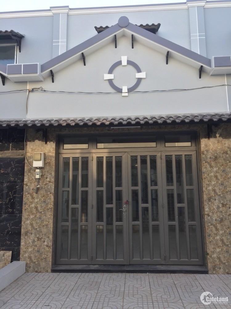 1.Bán nhà mới đẹp hẻm xe hơi Chuyên Dùng Chính, Phú Mỹ, Quận 7, 1L2PN 54m2 1.4tỷ
