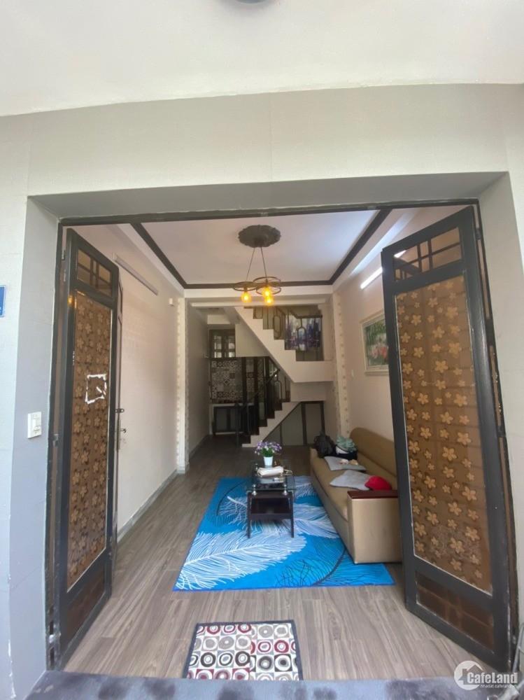 Bán nhà hẻm đường Trần Trọng Cung, Phường Tân Thuận Đông, Quận 7