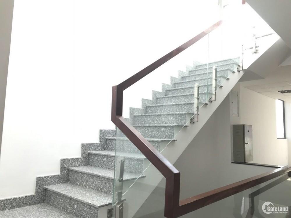 Bán building mặt tiền đường Núi Thành, P13, Tân Bình, DT: 6x20m, NH 9m hầm 6 lầu