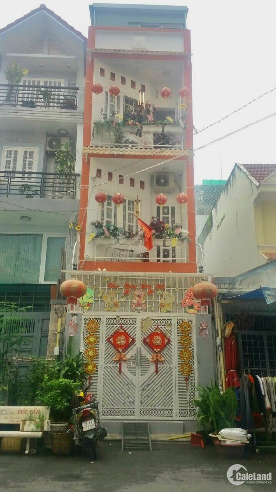 Bán nhà mặt tiền Phổ Quang, P2 Quận Tân Bình DT 3.5m x 23m giá 12 tỷ