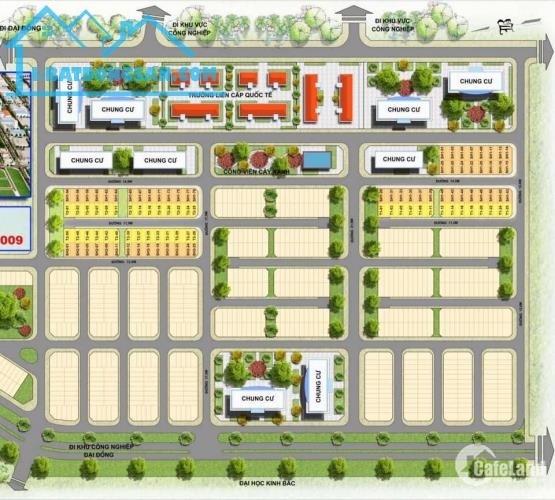 Mở bán shophouse chỉ từ 3.05 tỷ ngay khu Đại Đồng