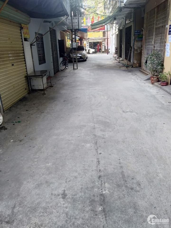 Bán nhà Kim Mã Thượng - Lô góc + Ôtô vào nhà, 55m2*5T. MT 5,5m. Giá 8,7 Tỷ