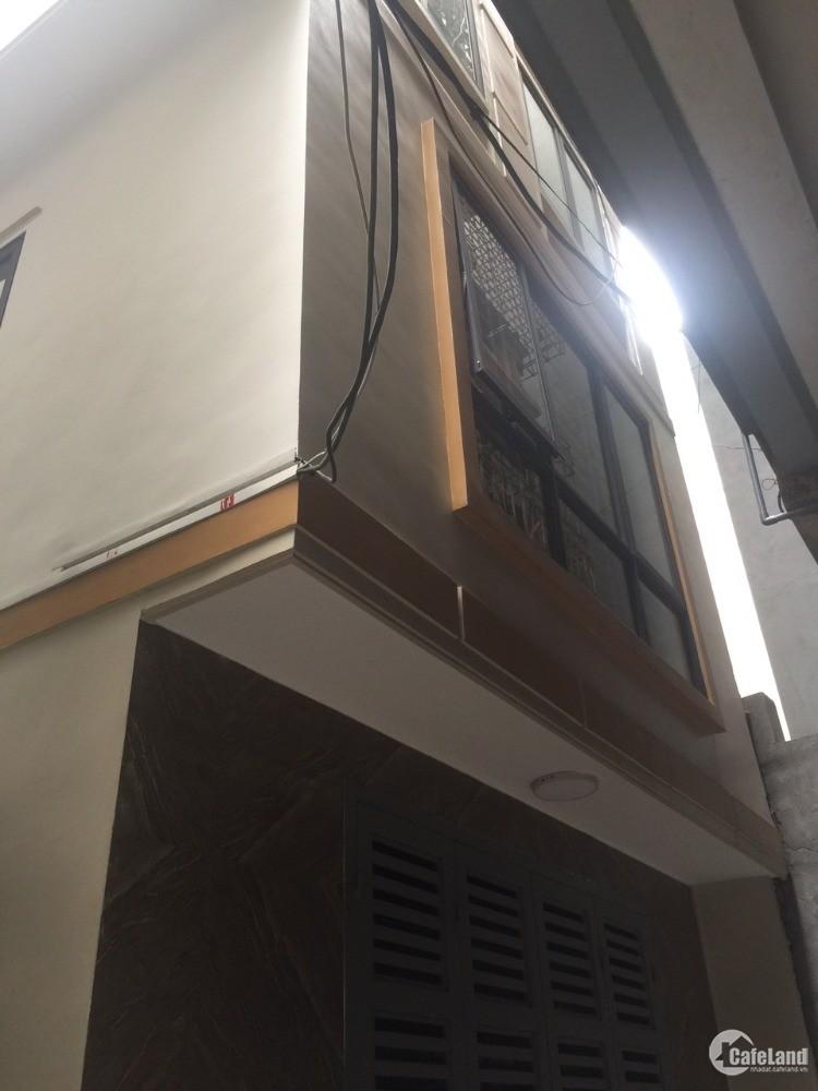 Bán nhà Yên Hòa 38m2 x 5T, MT 4.5m. Giá 4.45 tỷ