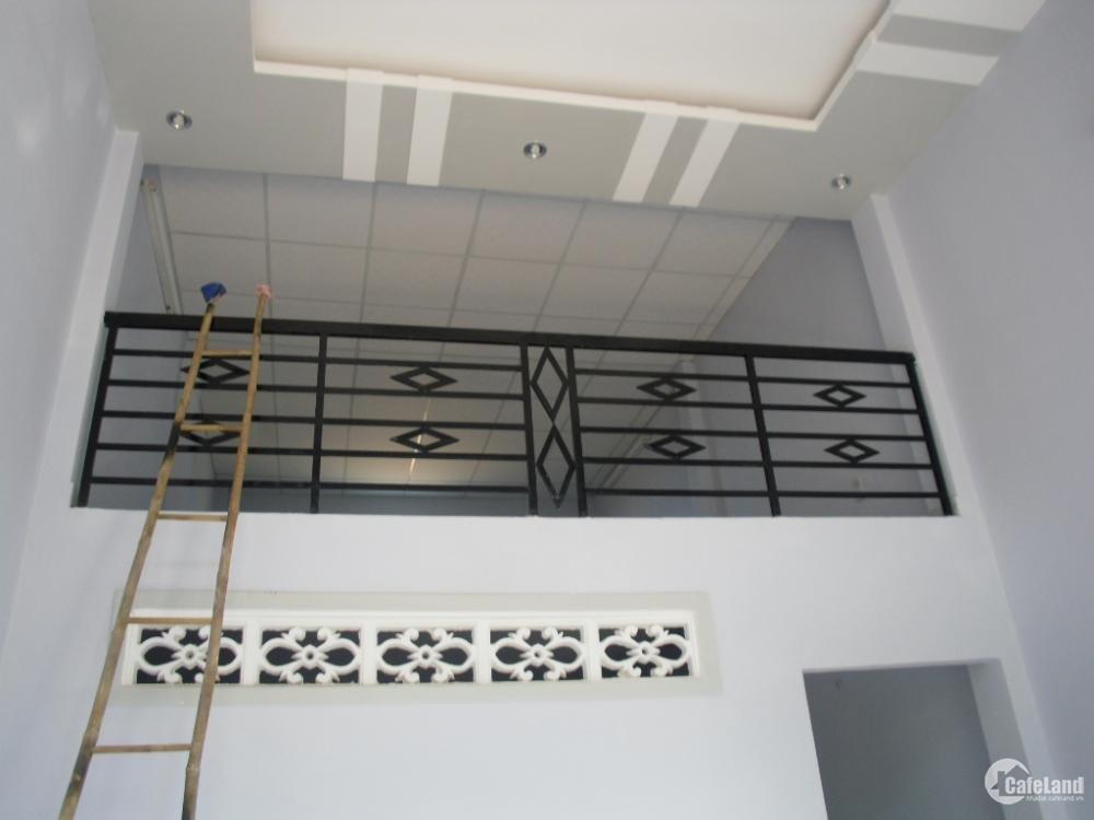 bán gấp nhà về quê sinh sống 960TR Vĩnh Lộc A, Bình CHánh 4x15m