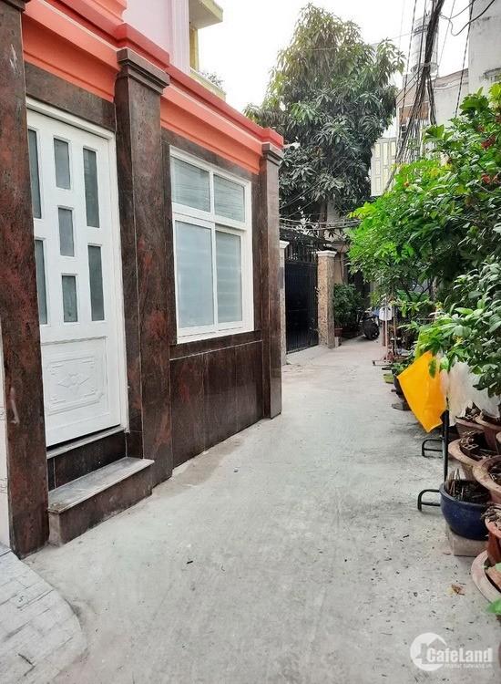 Bán nhà trọ mới xây 22 phòng HXH Huỳnh Tấn Phát, P. Phú Thuận, Quận 7