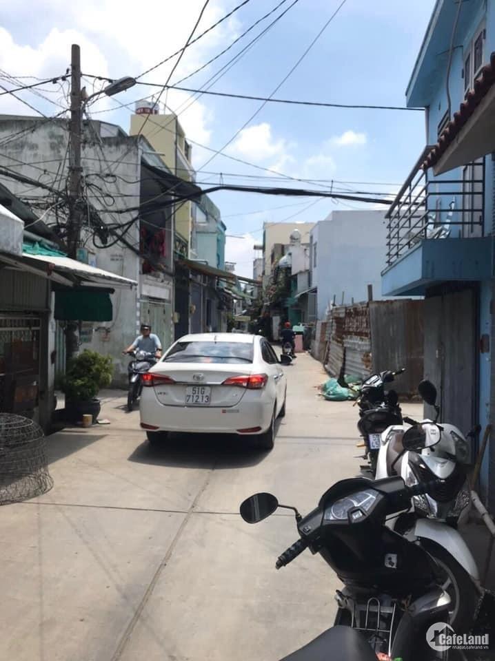 Chính chủ bán nhà Nguyễn Thị Tú, Bình Tân, 4x10m, 4 phòng ngủ, 1,95 tỷ