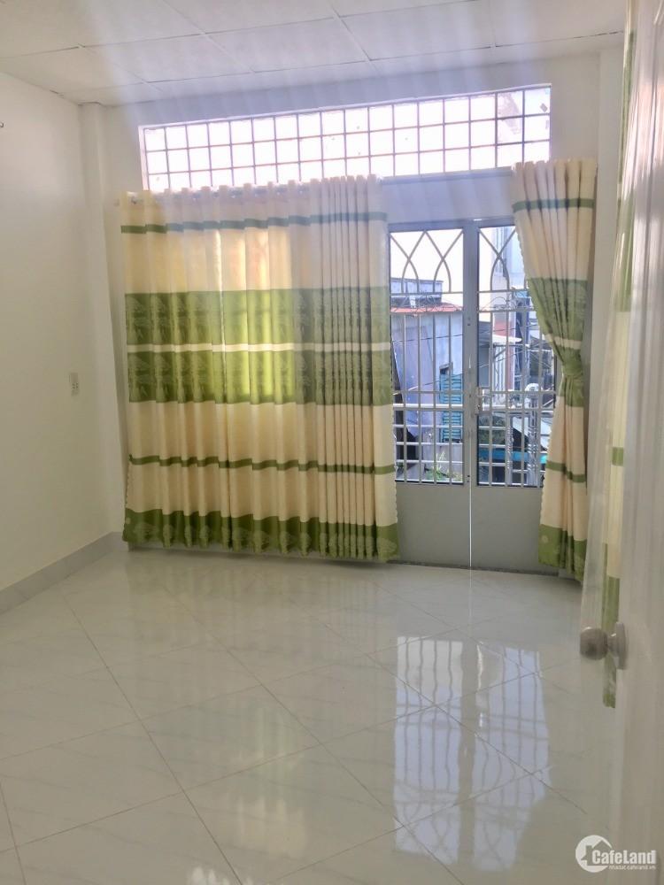 Bán nhà ngay ngã ba Thống Nhất với Nguyễn Văn Lượng, DT: 3,2x11m