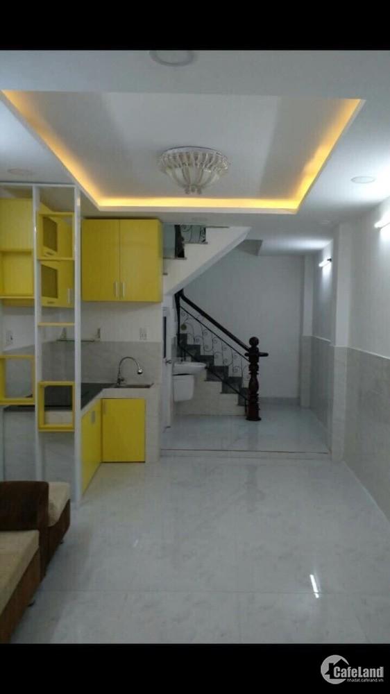 Bán gấp căn nhà 1tr1l HXH đường Nguyễn Văn Khối( Cây Trâm cũ) p.08, quận GV, TP