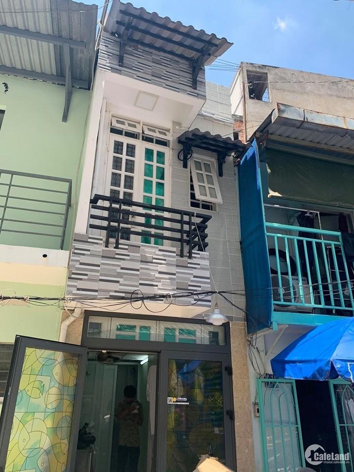 Bán nhà hẻm Huỳnh Văn Bánh 15m2 2 tầng 1.75 tỷ