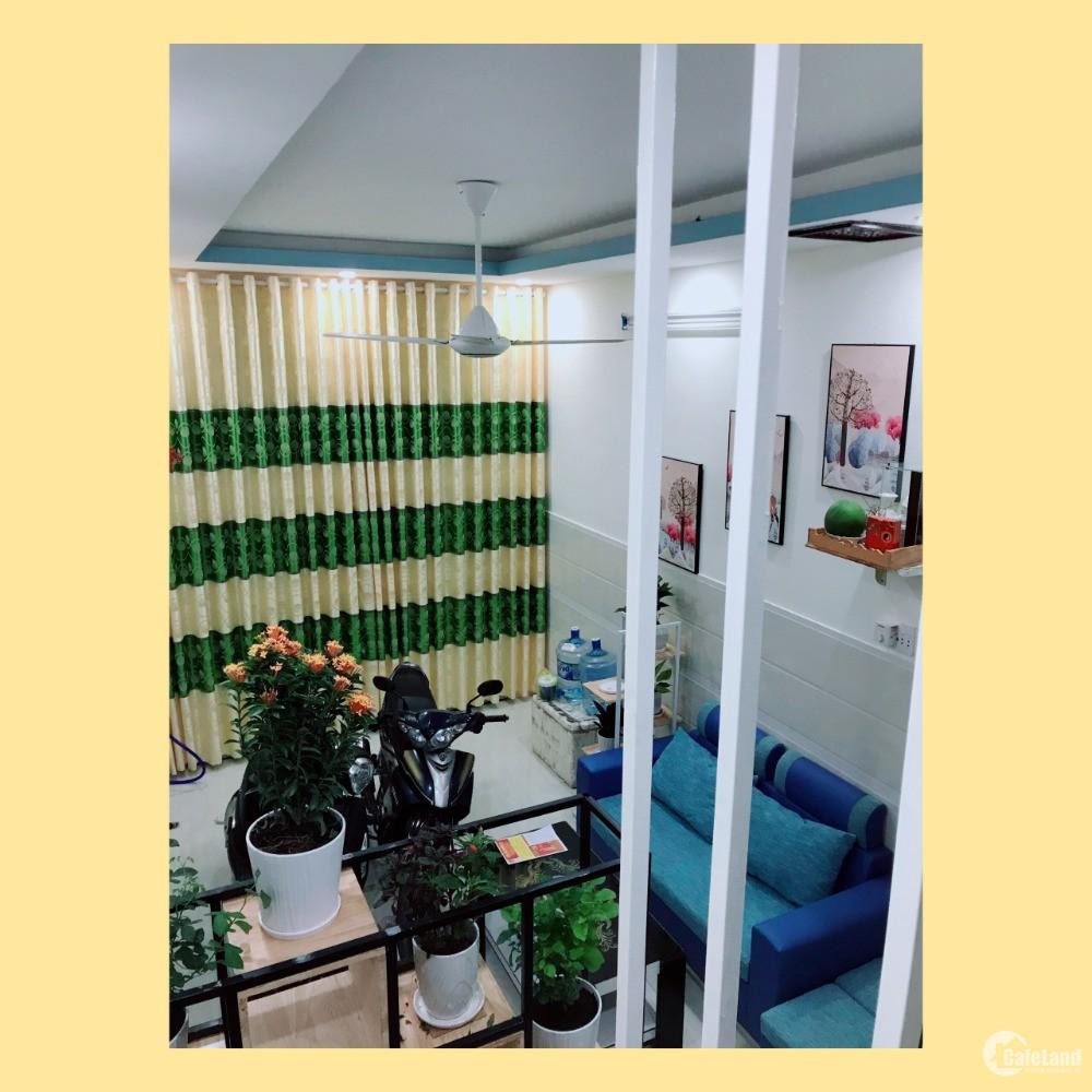 CHÍNH CHỦ bán nhà TRẦN VĂN QUANG,P10, Tân Bình 3T