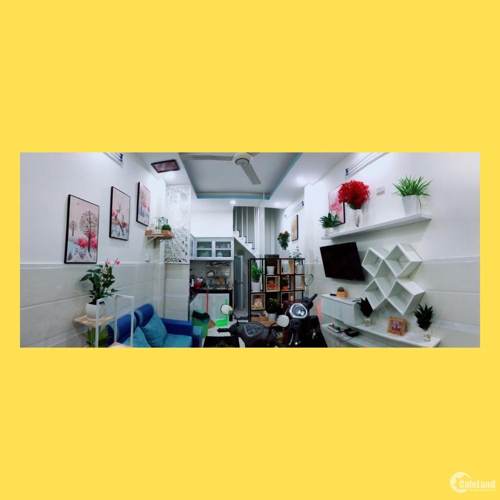 Nhà Trần Văn Quang giá rẻ, đẹp, ở liền,Tân Bình,Phường 10,