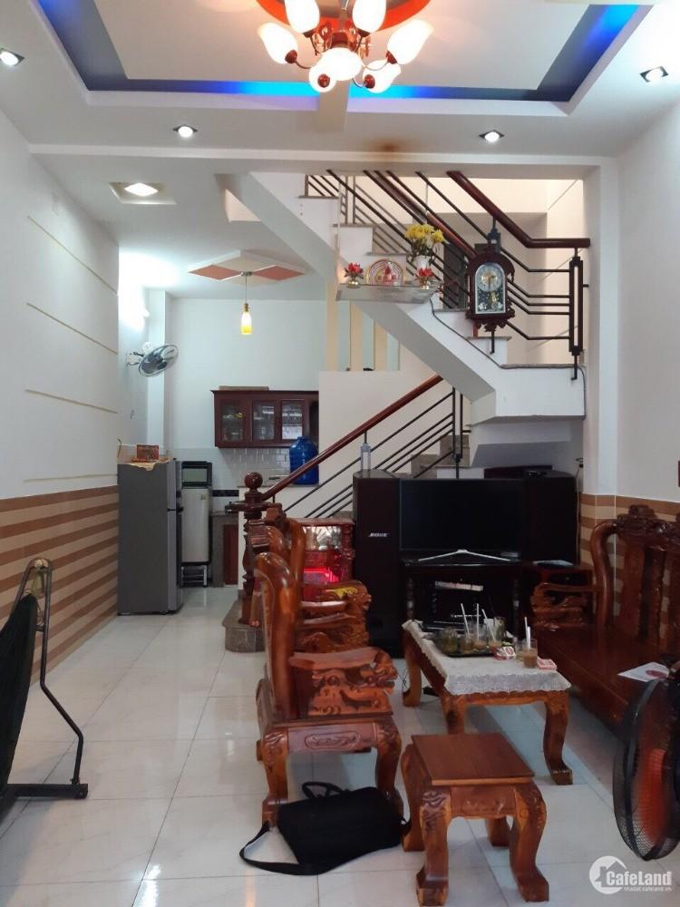 Bán nhà ngay Sơn Kỳ - TKTQ 3,5x11m 1 trệt 2 lầu  BTCT đẹp