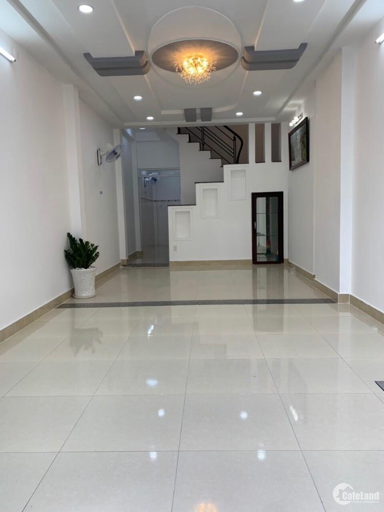 Bán gấp nhà 1 sẹc phường Tân Sơn Nhì 1 trệt 2 lầu BTCT đẹp