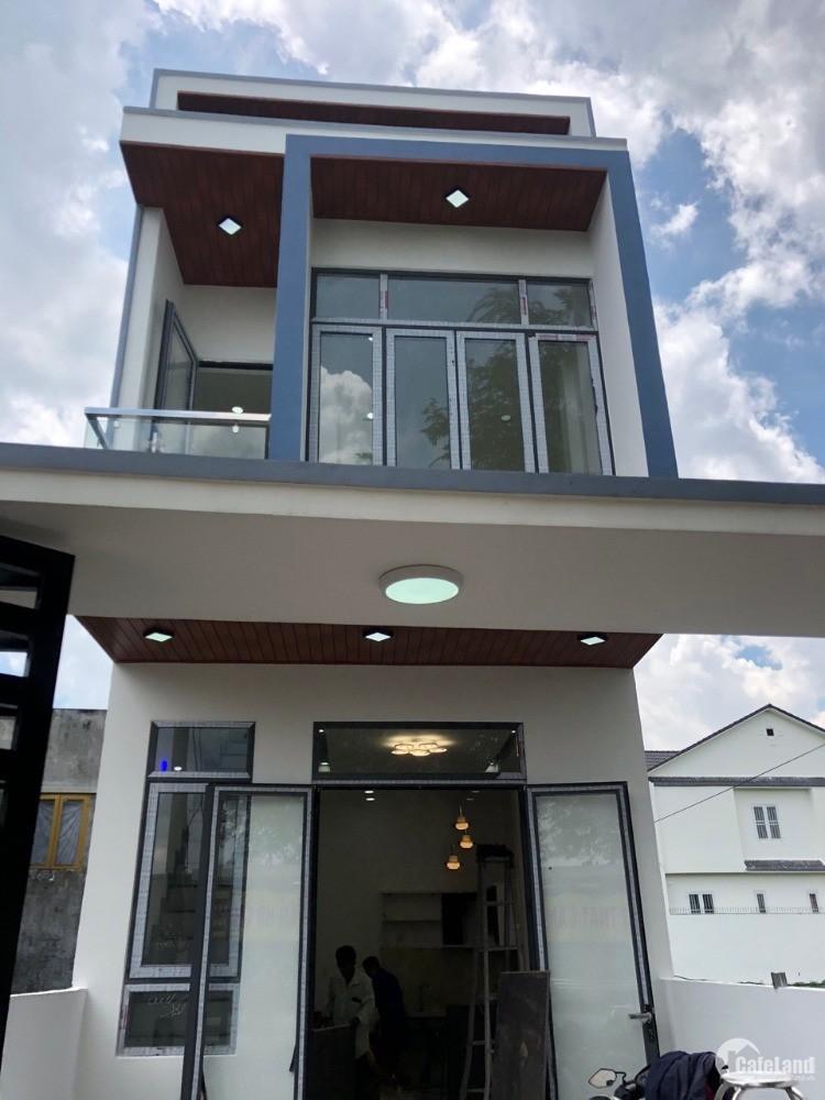 Bán nhà Phú Lợi, Thủ Dầu Một, Bình Dương. 1 lầu 1 trệt, 3 phòng ngủ, giá 2,5 tỷ