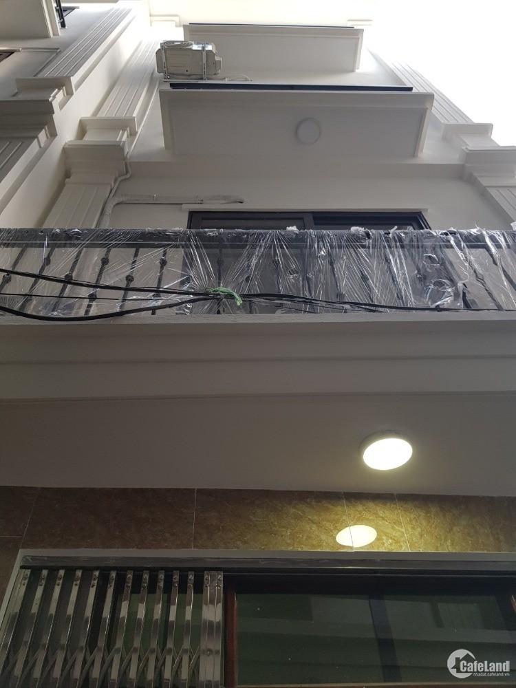 Bán nhà gần đường Trịnh Văn Bô 4 tầng 30m2,