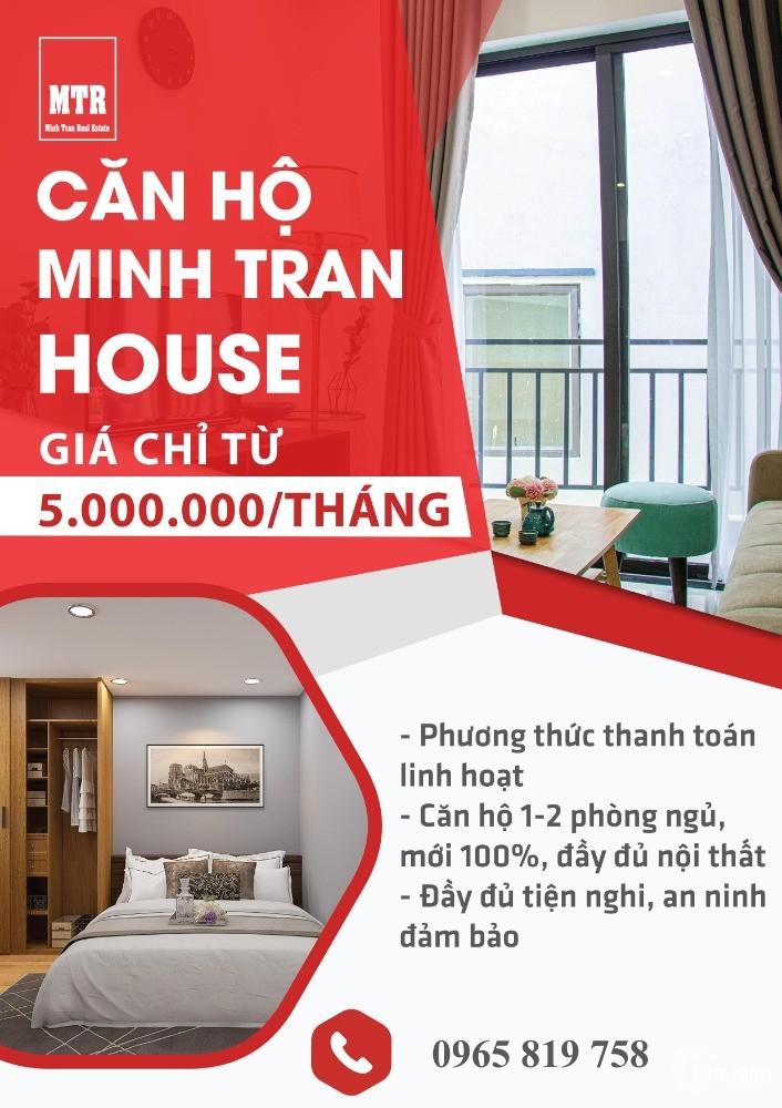 Cho thuê căn hộ 1 PN, Thanh Tịnh, Hòa Minh,Liên Chiểu