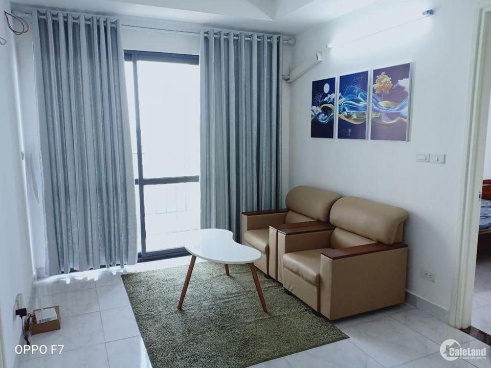 Cho thuê căn hộ 2PN Rice City Sông Hồng Thượng Thanh Long Biên full đồ