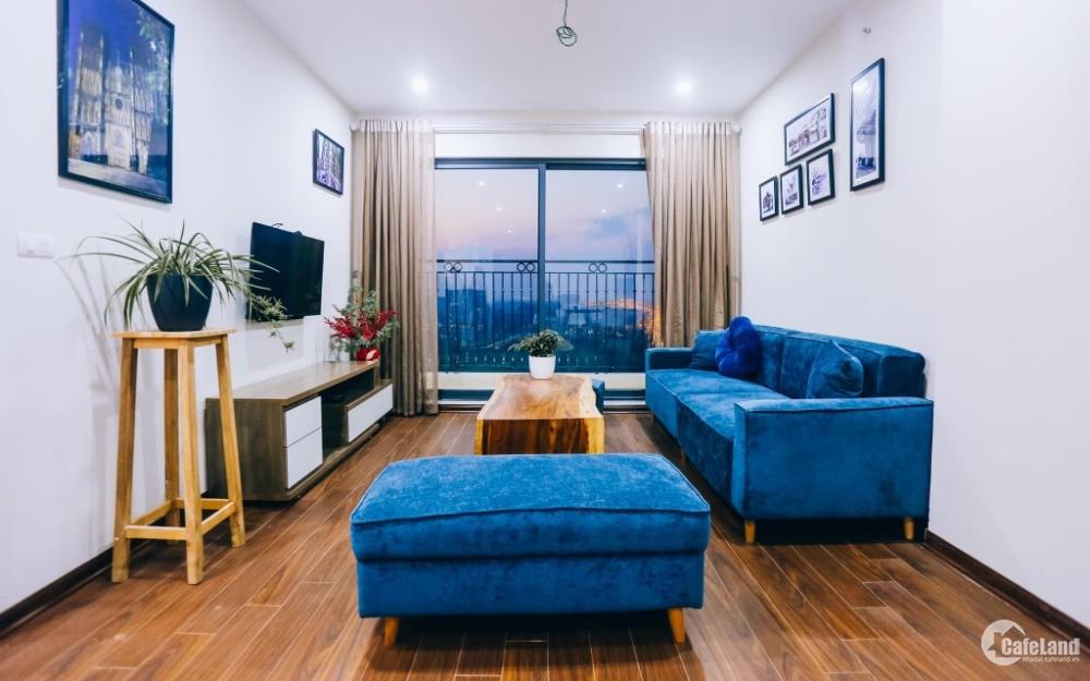 Cho thuê căn hộ Full đồ đẹp tại Homeland, Long Biên. S: 92m2. Giá: 11tr/th