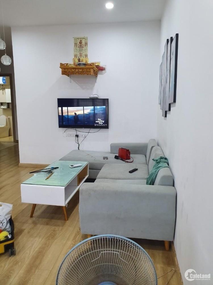 Cho thuê căn hộ No08 Giang Biên, Long Biên, Hà Nội. S:70m2. Full nội thất. 7tr