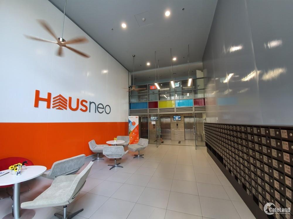 Căn hộ HausNeo Quận 9: Diện tích 69m2, giá tốt 7tr/th , tiện ích hiện đại