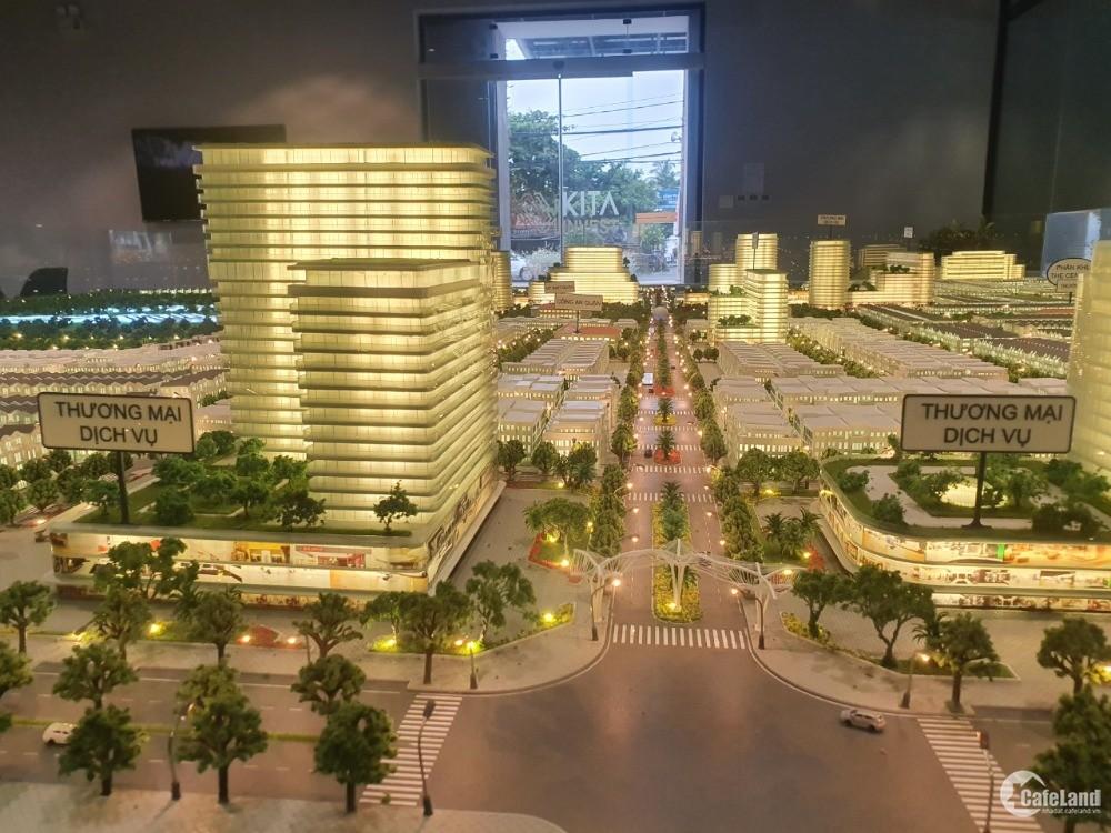 Một nền góc duy nhất đường 25m tại Stella Mega City, giá rẻ hơn chủ đầu tư 300tr