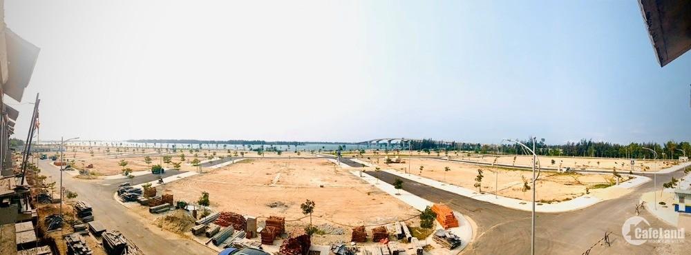 Suất ngoại giao giá tốt ngay khu đô thị Nam Hội An chỉ từ 2,1 tỷ/lô,  Ven sông
