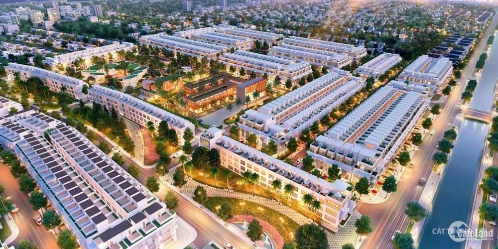dự án đô thị hành chính Western Pearl 10triệu/m2